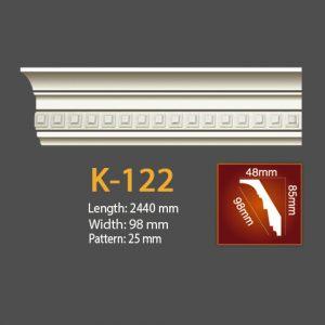 ابزار گلویی k 122 ، ابزار نور مخفی