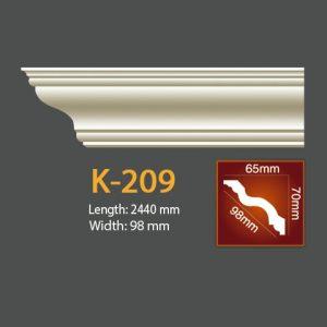 ابزار گلویی k 209 ، ابزار نور مخفی